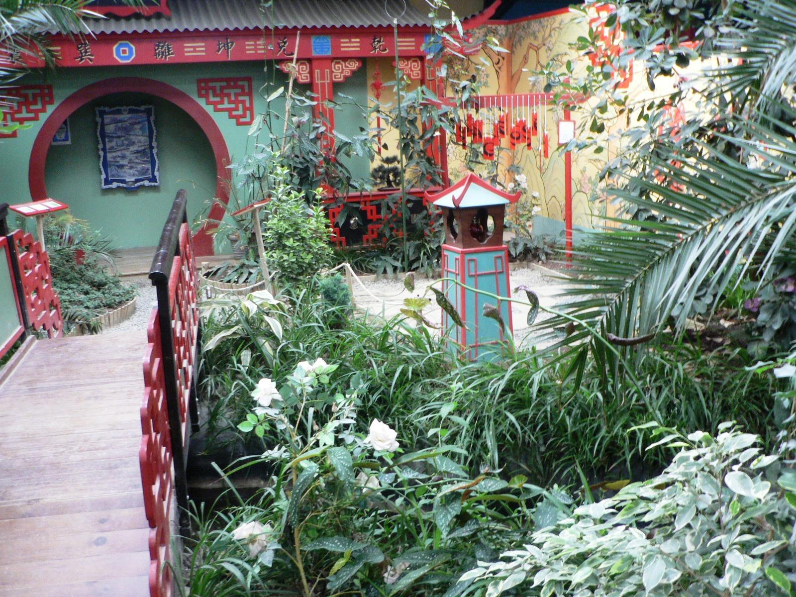 Le jardin d Asie Enigmaparc parc de loisirs couvert Rennes 35