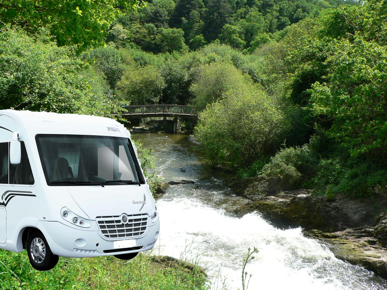 Id Es Vacances En France En Camping Car