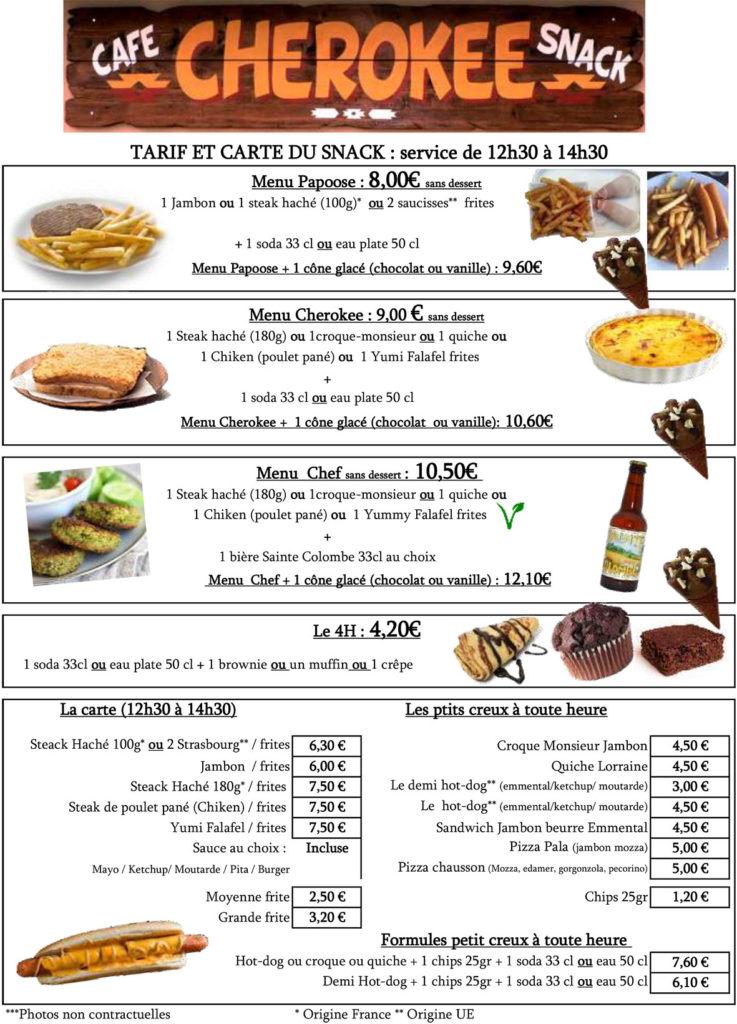 Carte snack Enigmaparc MAJ 07-2020