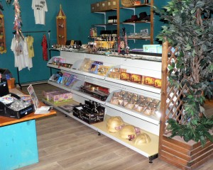 Boutique souvenirs Enigmaparc